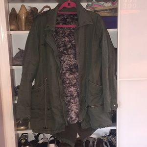 Hurley jacket. Perfect condition. Size L